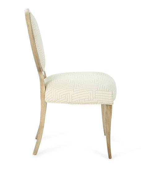 Massoud Meryl Dining Side Chair