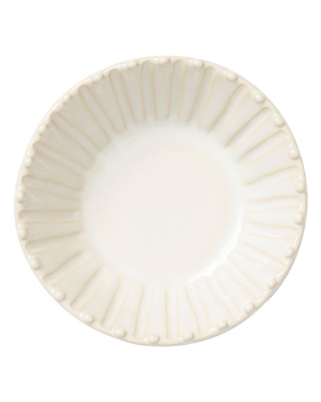 Image 1 of 2: Incanto Stone Stripe Cereal Bowl, Linen