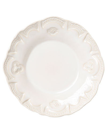 Image 1 of 2: Incanto Stone Lace Pasta Bowl, Linen