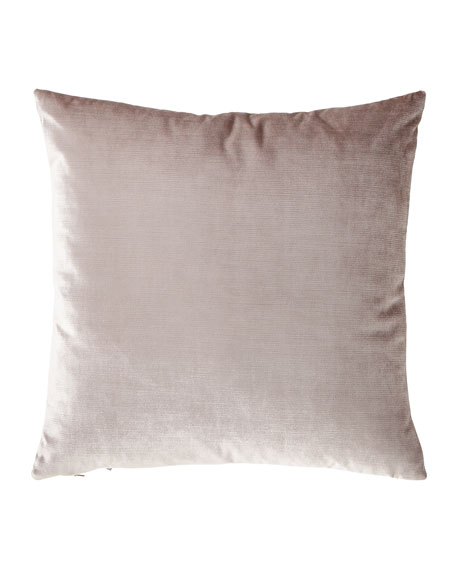 Eastern Accents Venice Amethyst Knife-Edge Pillow