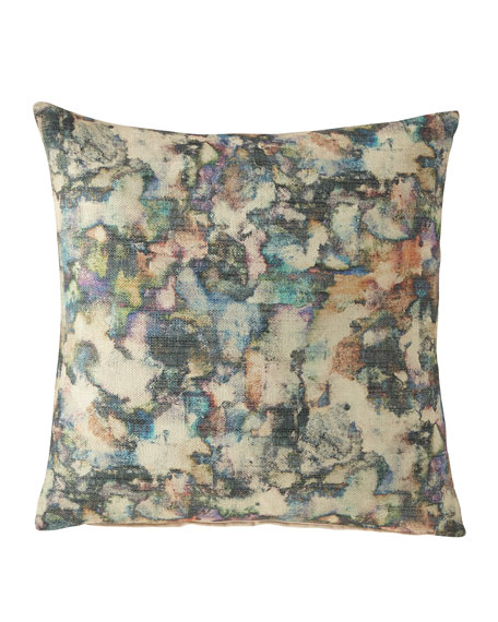 Eastern Accents Galaxy Lagoon Knife-Edge Pillow
