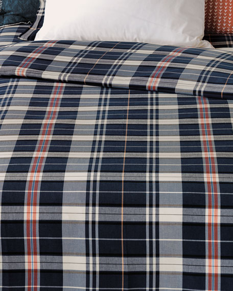 Eastern Accents Scout Queen Duvet Cover