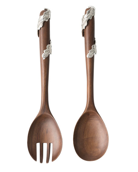 Juliska Merriam Salad Servers