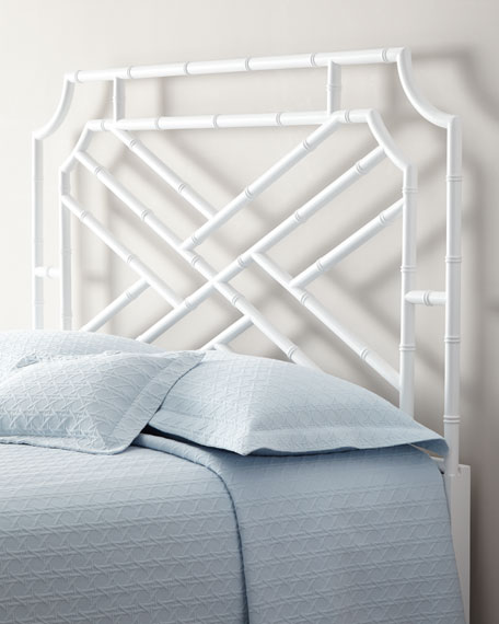 Hanley Bamboo King Headboard