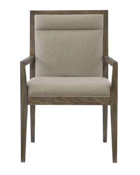 Bernhardt Profile Arm Chair