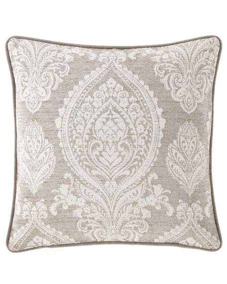"Austin Horn Collection Novette Pillow, 20""Sq."