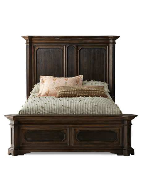 Hooker Furniture Casella California King Mansion Bed