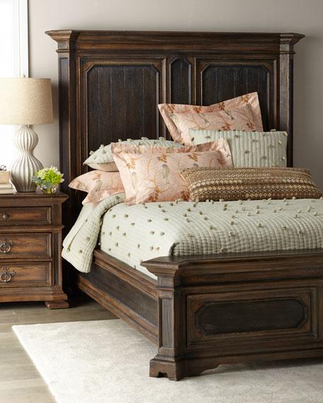 Hooker Furniture Casella Queen Mansion Bed