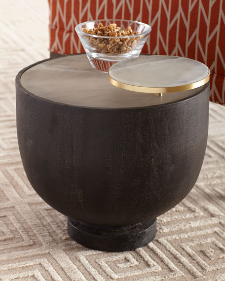 Raven Side Table