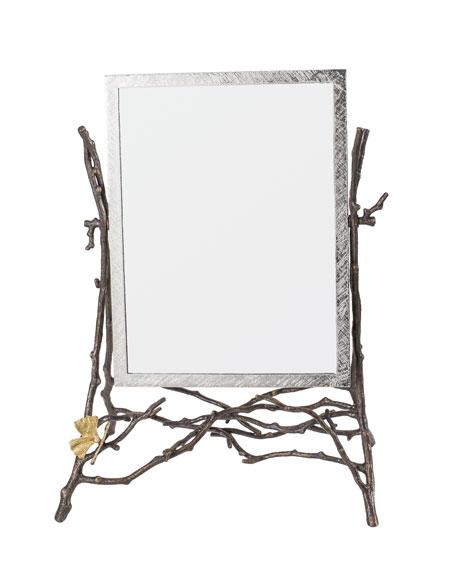 Michael Aram Butterfly Gingko Vanity Mirror