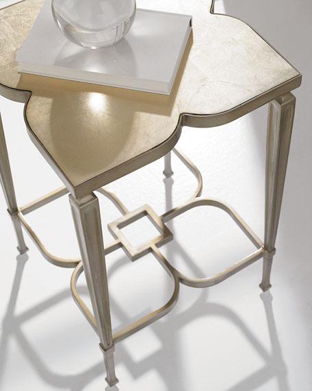 caracole Lucky Charm Side Table