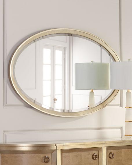 caracole Looking Good Buffet Mirror