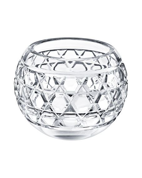 Saint Louis Crystal Royal Medium Votive