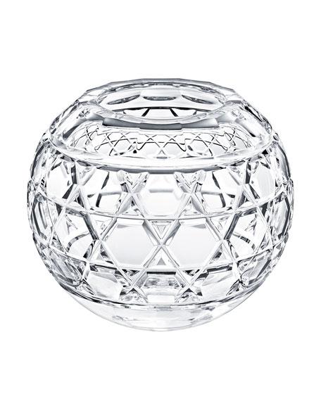 Saint Louis Crystal Royal Small Vase, Clear