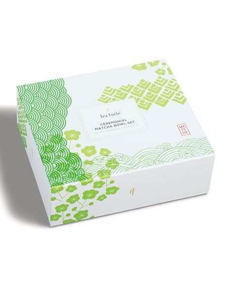 Tea Forte Matcha Accessories Box Set