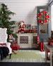 "28"" Classic Pre-Lit Christmas Wreath"
