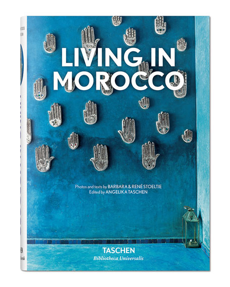 Living in Morocco Book
