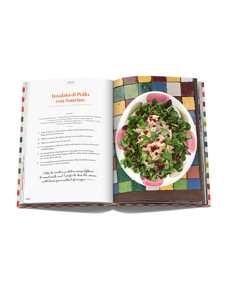 Assouline Publishing The Missoni Family Cookbook