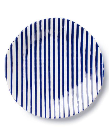 Vietri Stripe Dinner Plate