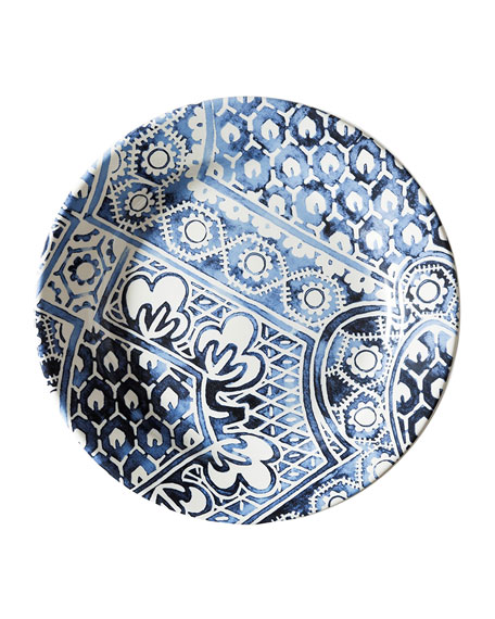Ralph Lauren Home Cote D'Azur Batik Salad Plate