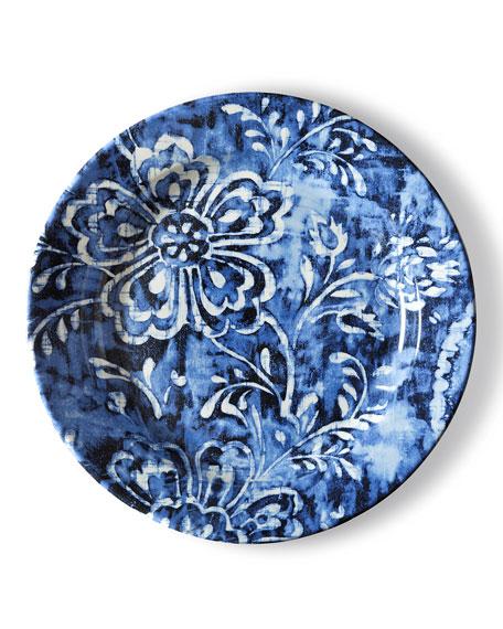 Ralph Lauren Home Cote D'Azur Floral Dinner Plate