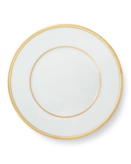 Ralph Lauren Home Wilshire Salad Plate, Gold
