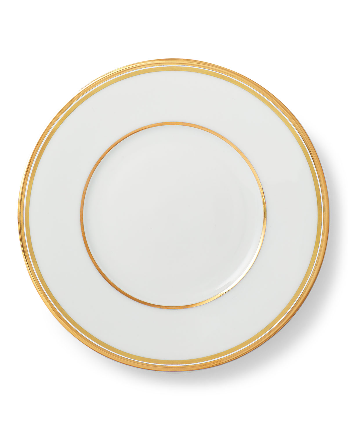 Ralph Lauren Home Wilshire Bread and Butter Plate, Gold