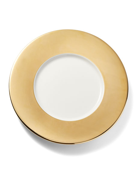 Ralph Lauren Home Somerville Charger, Gold