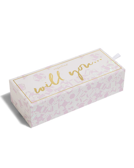 Sugarfina Will You Be My Bridesmaid 3-Piece Bento Box