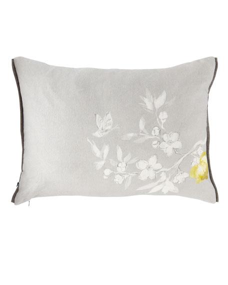 Designers Guild Pontoise Platinum Pillow