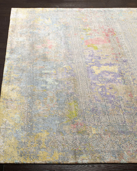 Safavieh Weston Hand-Knotted Wool Rug, 6' x 9'