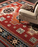 Image 2 of 3: Safavieh Nolan Hand-Tufted Rug, 6'  x 10'
