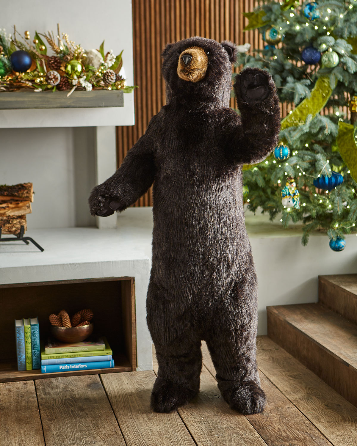 Black Book Values >> Ditz Designs By The Hen House Standing Black Bear, 58 ...