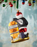 Rock 'n' Roll Rebel  Christmas Ornament