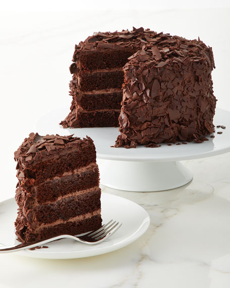 "Annie Pie's Bakery Chocolate Overload Cake, 10"""
