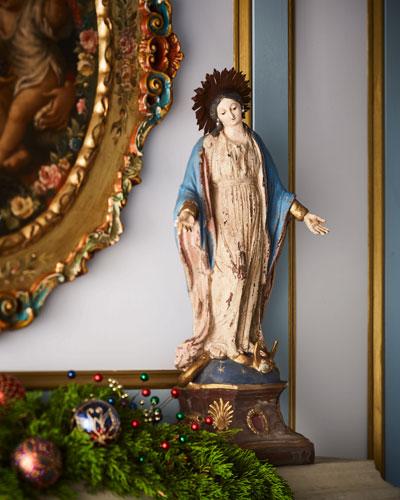 Madonna Statuette