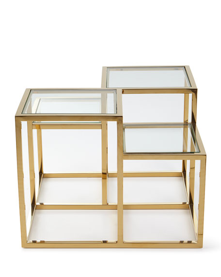 Magnus Multi-Level Side Table