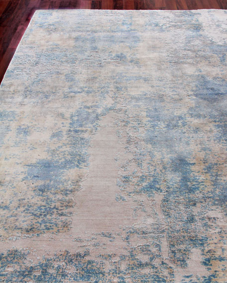 Exquisite Rugs Dorian Hand-Knotted Area Rug, 8' x 10'