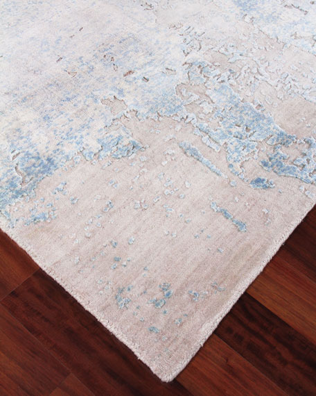 Exquisite Rugs Dorian Hand-Knotted Area Rug, 9' x 12'