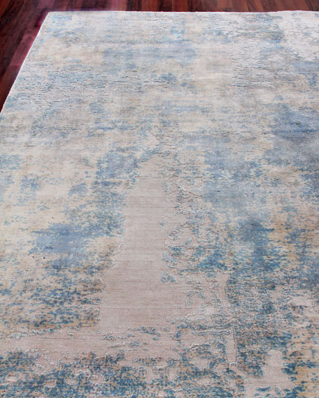Exquisite Rugs Dorian Hand-Knotted Area Rug, 10' x 14'
