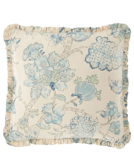 "Camile Pillow, 20""Sq."