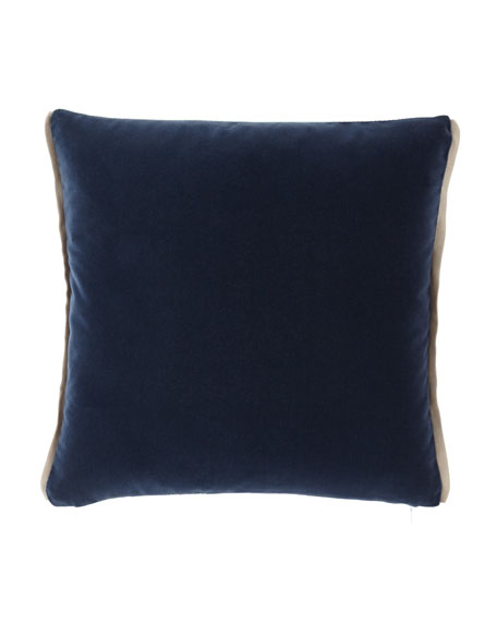 Designers Guild Varese Prussian Pillow
