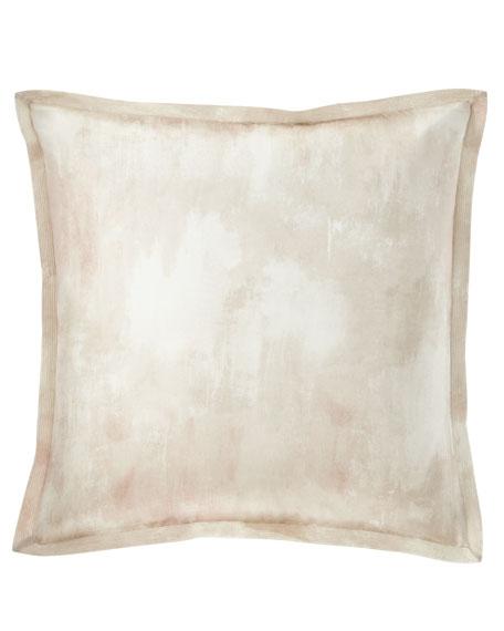 Michael Aram Textured Silk European Sham