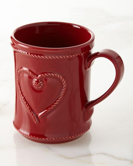 Juliska Cup Full of Love Mug