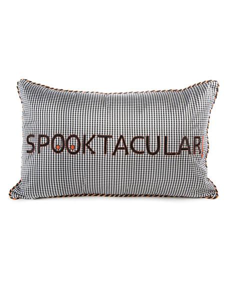 MacKenzie-Childs Spooktacular Lumbar Pillow