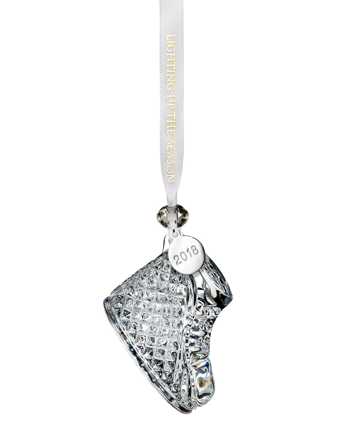 Waterford Crystal Baby's First Christmas Ornament   Neiman ...
