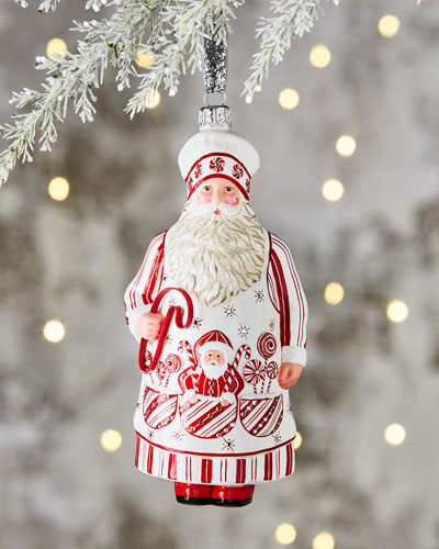 Cedric Baker Claus Ornament