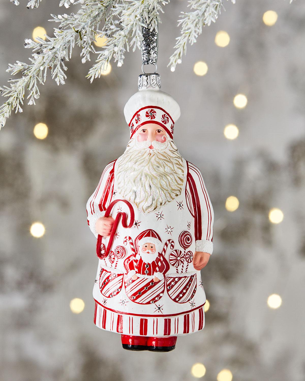 Patricia Breen Cedric Baker Claus Ornament   Neiman Marcus