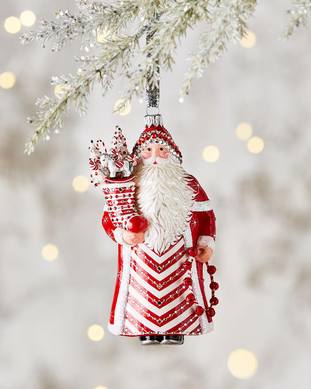 Patricia Breen Amato Claus Ornament   Neiman Marcus
