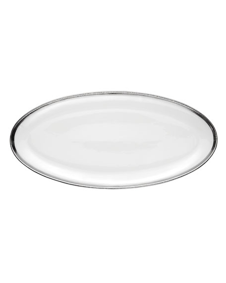 Michael Aram Silversmith Serving Platter